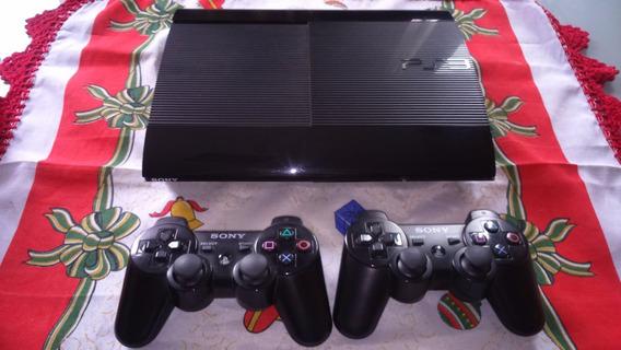 Playstation 3 Slim, 500gb (ps3)