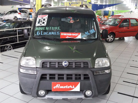 Doblo Adventure 1.8 Flex 2008 6 Lugares Ac Troca Financio