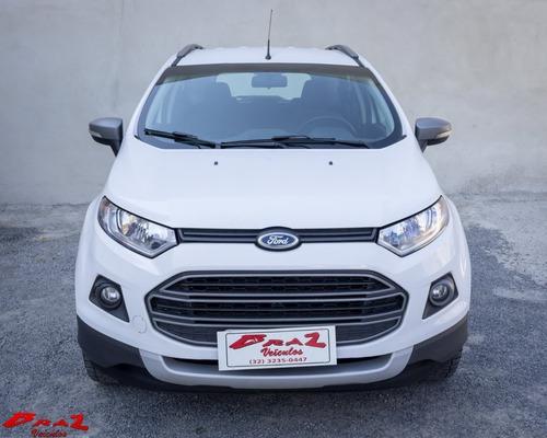 Imagem 1 de 14 de Ford Ecosport Freestyle 1.6 Branco 2015