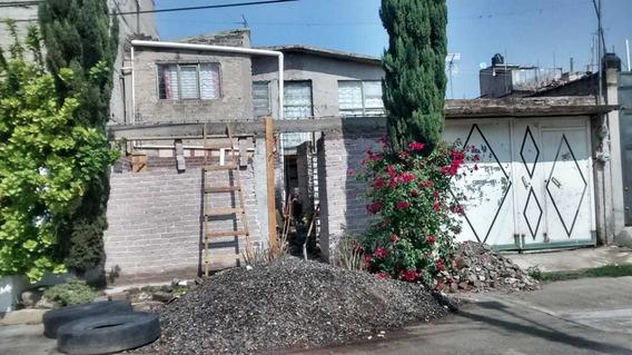 Remate De Casa En Chimalhuacan, Barata , Dos Plantas