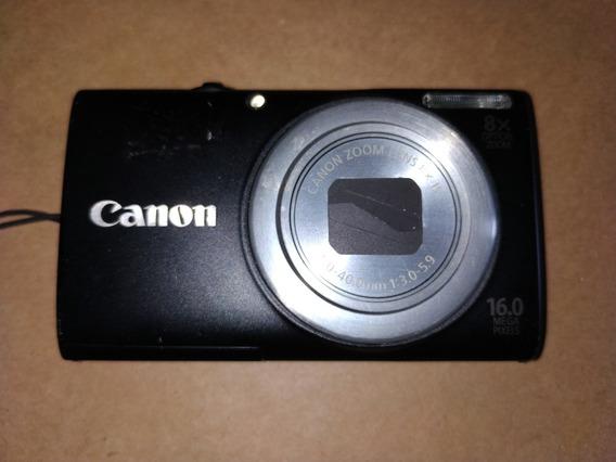 Peças Camera Canon A4000is Visor Placa Mãe Bateria Original
