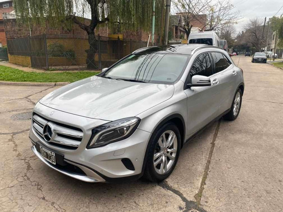 Mercedes-benz Clase Gla 1.6 Gla250 At Sport B.efficiency