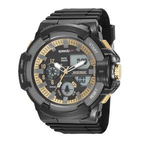 Relógio Speedo Masculino 81187g0evnp1 C/ Garantia E Nf
