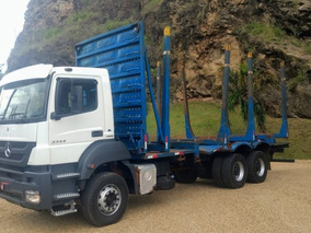 Mercedes-benz Axor 3344 6x4 2012 E Unidades 2011 Financiamos