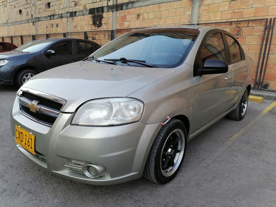 Chevrolet Aveo Emotion Full Equipo 1.600cc 2008