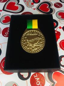 Medalha A Melhor Namorada Do Mundo