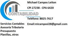 Servicios Contables Heredia-alajuela