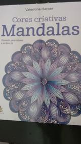 Livro Para Colorir Mandalas - Valentina Harper _