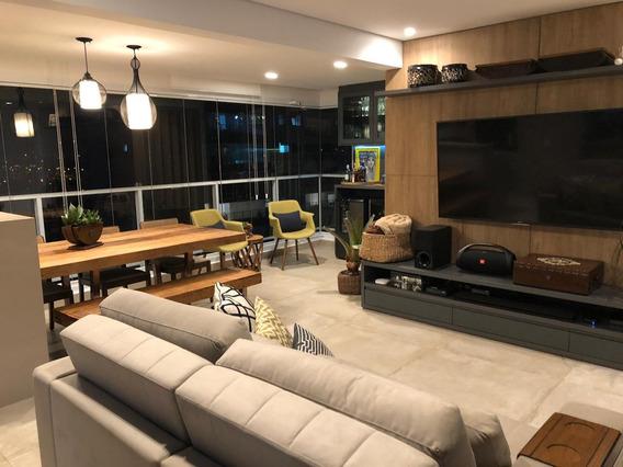Apartamento Novo - Totalmente Reformado - Area Gourmet