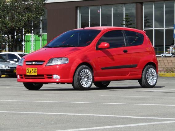 Chevrolet Aveo Gti Mt 1600 Aa Ab