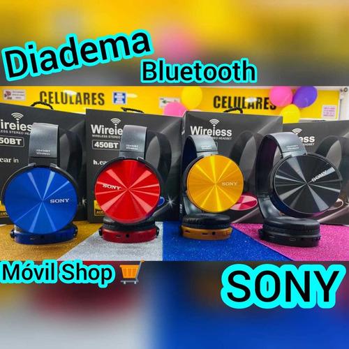 Imagen 1 de 1 de Diadema Sony