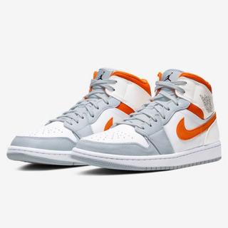 Air Jordan 1 Mid Se Retro High Og Low 6 11 12 Grey Chicago