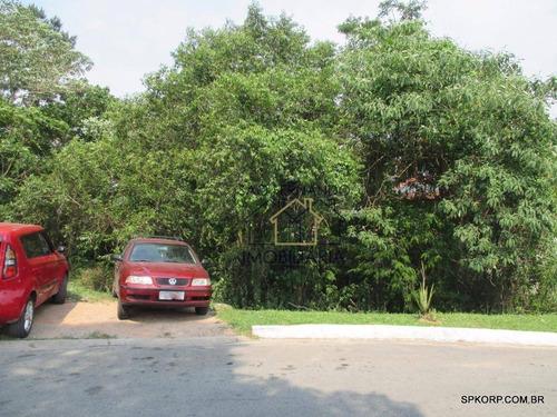 Imagem 1 de 9 de Terreno Comercial À Venda, Nova Paulista, Jandira - Te0767. - Te0767
