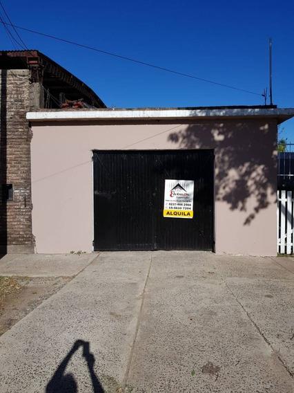 Galpon O Depósito En Alquiler Merlo, Calle Saenz 500