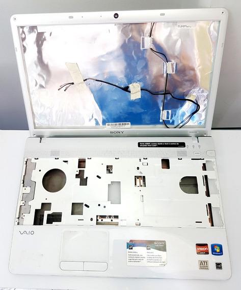 Carcaça Notebook Sony Vaio Pcg-61611x