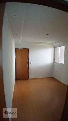 Imob01 - Apartamento 55 M² - Venda - 2 Dormitórios - Alves Dias - São Bernardo Do Campo/sp - Ap2895