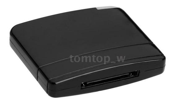 Receptor Adaptador Bluetooth Dock 30pin iPhone 4/4s Bose iPod