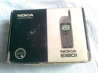 Celular Nokia Movistar 6180 Gsm