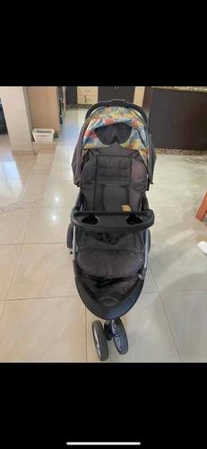 Coche Y Porta Bebé Con Base Incorporada. Baby Trend.