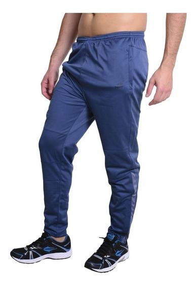 Pantalon Topper Kt Slim Training Azu De Hombre