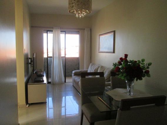 Lindo Apartamento 2/4 (suite), Itapuã, Aceito Financiamento!