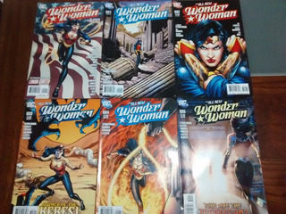 Wonder Woman Odyssey. Completa. Ingles. Mujer Maravilla. Dc
