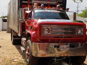 Camion Chevrolet Modelo 82
