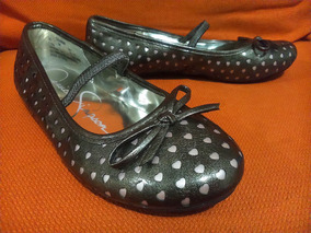 Zapatos Flats Mary-janes Jessica Simpson Gulianna No. 23.5