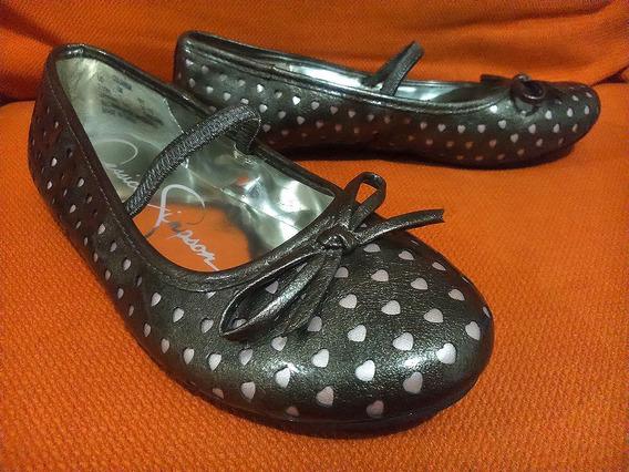 Zapatos Flats Mary-janes Jessica Simpson Gulianna No. 23.5