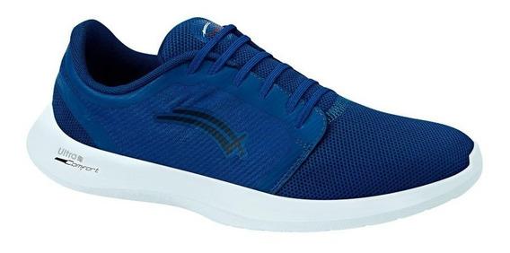 Tenis Casual Karosso B103 Id 829189 Azul Para Hombre
