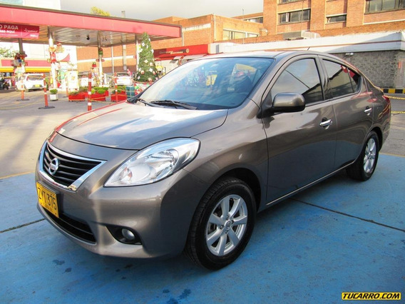 Nissan Versa Advance 1600cc Mt Aa