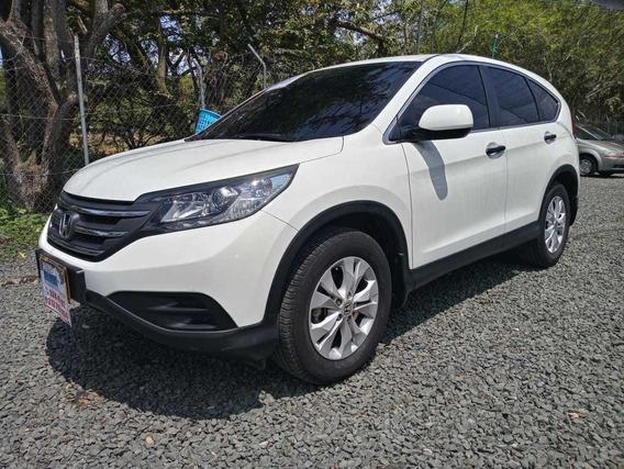 Honda Crv Motor 2.4 2014 Blanco 5 Puertas