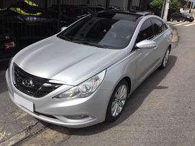 Hyundai Sonata 2.4 16v Aut. 2012 Prata Revisado