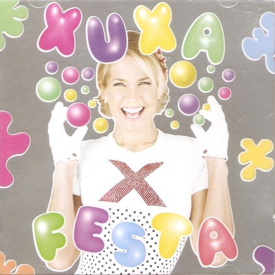 Cd Xuxa - Festa - Novo Lacrado***