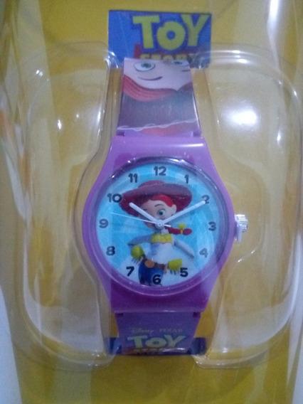 Reloj De Pulso Toy Story 4 Cinépolis Jessy La Vaquerita