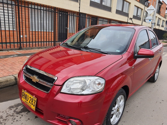 Chevrolet Aveo Emotion Full Equipo Aut
