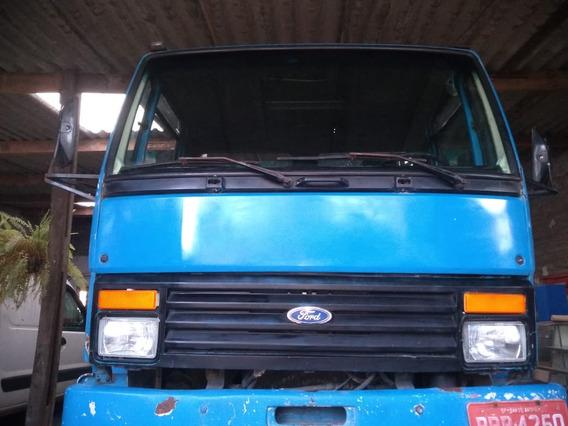 Caminhão Ford Cargo 1617 6x2 - Ano 95