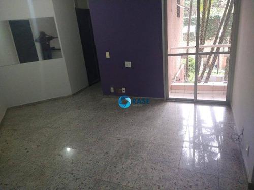 Apartamento Com 2 Dormitórios À Venda, 49 M² - Jardim Marajoara - São Paulo/sp - Ap7624