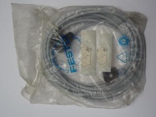 Plug Para Válvula Com Cabo Kmc1245led Festo