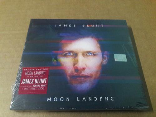 James Blunt - Moon Landing (deluxe Edition)(cd)