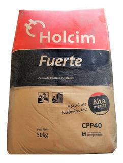 Bolsa Cemento Portland Holcim X 50kg