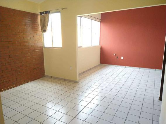 Departamento Renta Plaza Parque Privada 2 Rec 1 Est Lujo