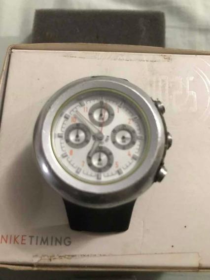Relógio Nike Oregon C/ Cronômetro Analógico Original