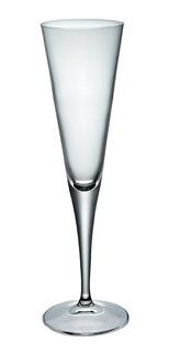 Set De 6 Copas Ypsilon Flute Bormioli