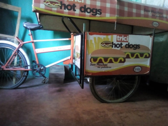 Triciclo Marca Mercury En Buen Estado...