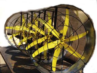 Ventiladores Industriales 36 Pulgadas De Alto Rendimiento
