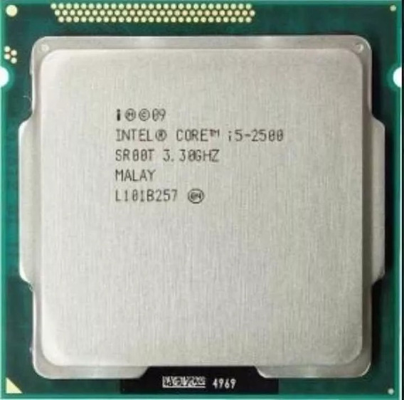 Core I5 2500 Ate 3.7 Ghz Top