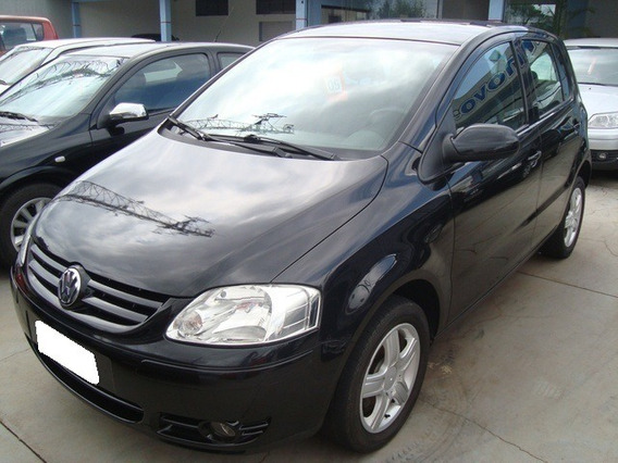 Volkswagen Fox 1.6 Mi Preto 8v Flex 4p Manual 2005