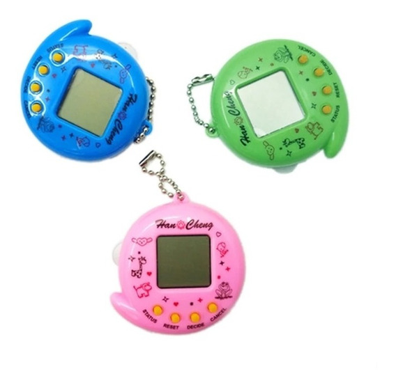 Tamagotchi Virtual Pet