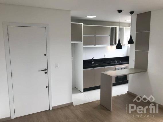 Apartamento Com 2 Dormitórios À Venda, 60 M² Por R$ 266.000 - Bucarein - Joinville/sc - Ap0613